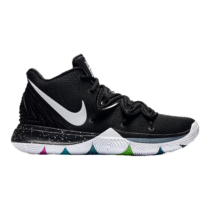 new arrival bc83c 08206 Nike Men s Kyrie 5 Basketball Shoes - Black   Sport Chek