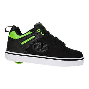 8fc67856db2 Heely s Kids  Motion 2.0 Shoes - Black Bright Green