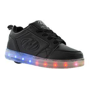 84929e2af Heelys Boys  Premium 1 Lo Shoes - Triple Black