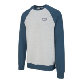 Vans Men's Rutland III Crew Fleece  - Cement