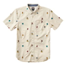 Vans Marvel Men's Houser Character Short Sleeve Woven Shirt