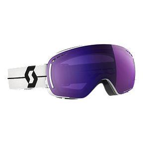 1c4e25931f8 SCOTT LCG Compact Light Sensitive Women s Ski   Snowboard Goggles 2018 19 -  White