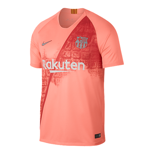 0f0305946cc FC Barcelona 2018 19 Nike Men s Breathe Third Stadium Jersey