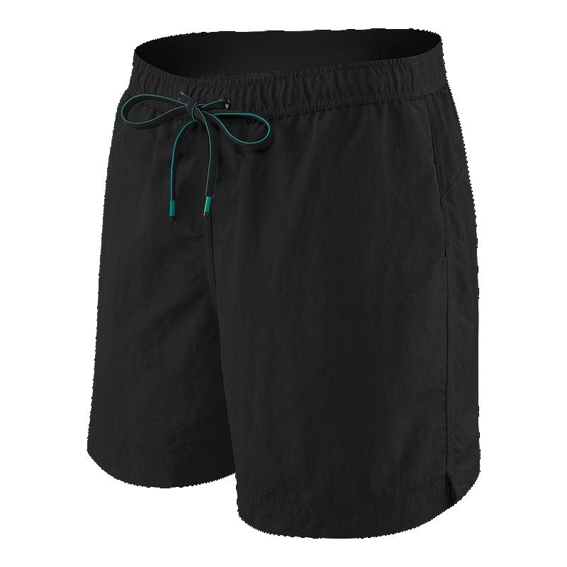 53f99c7021 SAXX Men's Cannonball 7 Inch 2N1 Swim Shorts - Black | Sport Chek