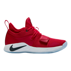 e421654664c Nike Men s PG2.5 Basketball Shoes - Red White