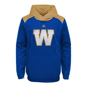 d8ce706e1a9 Youth Winnipeg Blue Bombers Off the Grid Hoodie