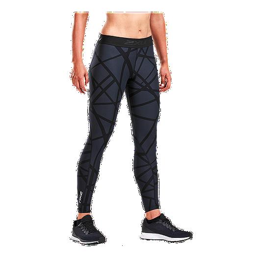 aa61516173f42 2XU Women's Printed Accelerate Compression Tights | Sport Chek