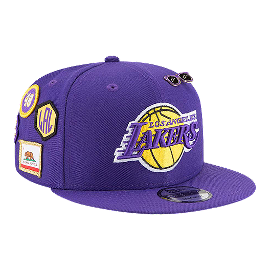 best sneakers 90ad4 eba94 LA Lakers 9FIFTY 2018 Draft Cap   Sport Chek