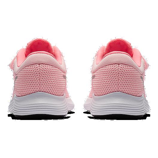 60f54385b342 Nike Girls  Revolution 4 Preschool Shoes - Arctic Punch Metallic Silver.  (0). View Description