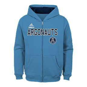 8db8698162f Child Toronto Argonauts Stated Full Zip Hoodie