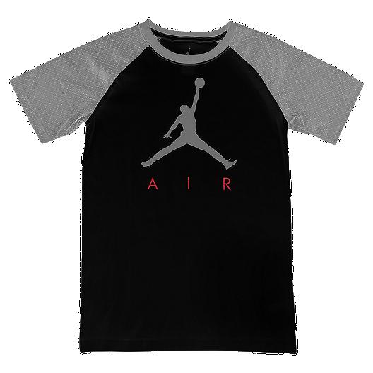 44845e7cb8b30c Nike Jordan Boys  Air Jumpman T Shirt