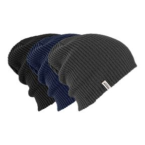 Burton Men s DND Beanie - 3-Pack 5275cd1b49
