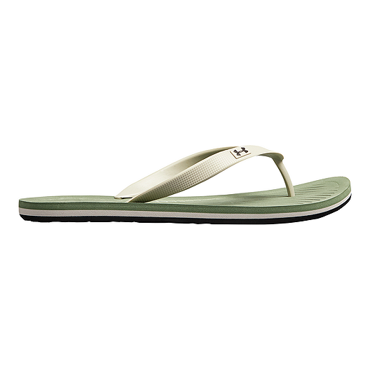 57a60ca93e0 Under Armour Men s Atlantic Dune Sandals - Army Green