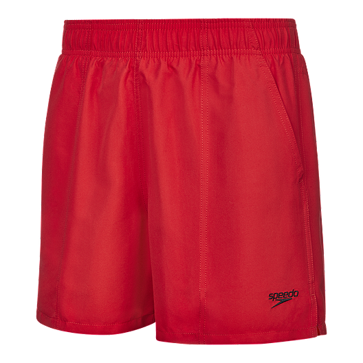 7ef2e2b745 Speedo Men's Micro Roofer Volley Shorts - Red | Sport Chek