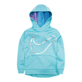 Nike Girls' 4-6X Therma Tunic Pullover Hoodie