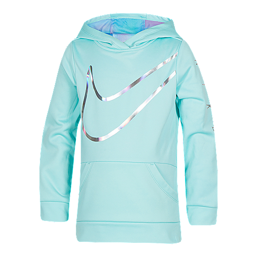dd09513de2 Nike Toddler Girls' Therma Tunic Pullover Hoodie | Sport Chek