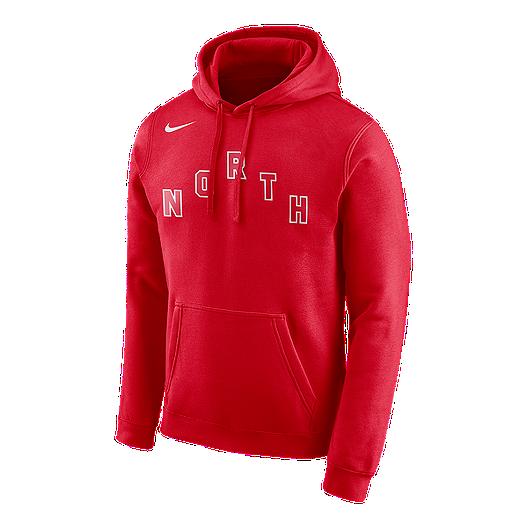 658f1b84af0 Toronto Raptors Men's Nike NBA Earned Edition Logo Essential Hoodie | Sport  Chek