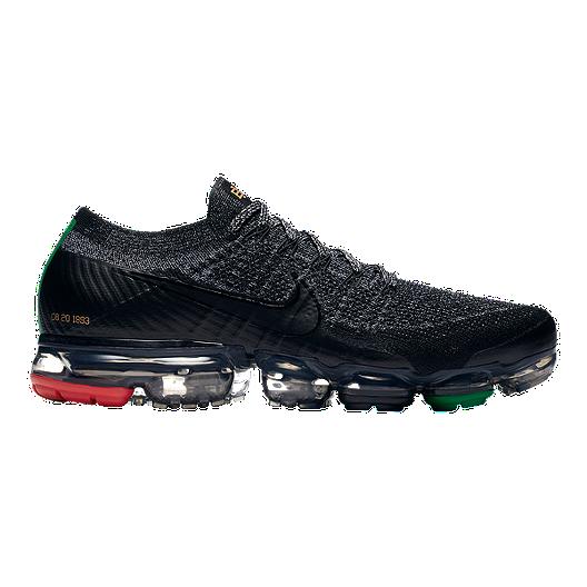 newest 8638b 975db Nike Men s Air VaporMax Flyknit  BHM  Running Shoes - Black Gold   Sport  Chek