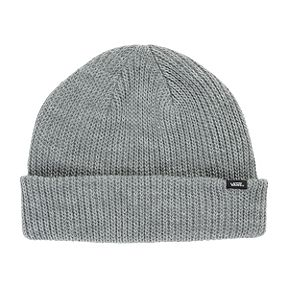 huge selection of d8521 306a5 Vans Men s Core Basics Beanie - Heather Grey