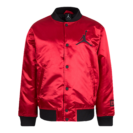 reputable site db06a defc3 Nike Jordan Boys  AJ1 Franchise Bomber Jacket   Sport Chek
