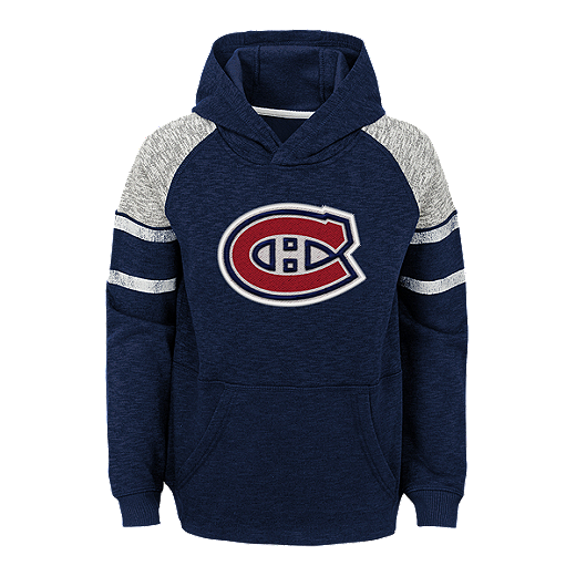 on sale f9796 45946 Youth Montreal Canadiens Left Winger Hoodie