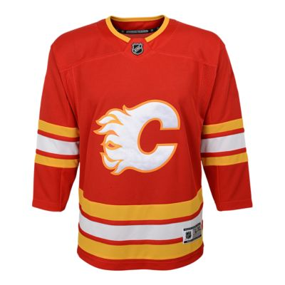 nhl flames jersey