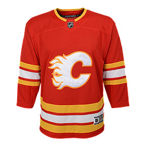 Youth Calgary Flames 3rd Jersey