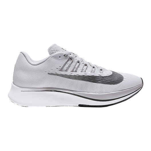38fcca388448 Nike Women s Zoom Fly Running Shoes - Vast Grey Anthracite Grey ...