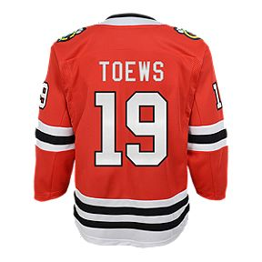 7ec00a9e482 Chicago Blackhawks Youth Toews Home Jersey