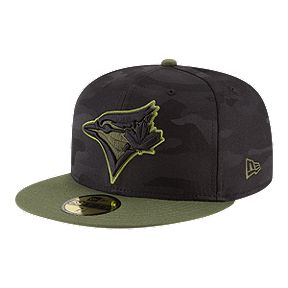 cd745d568e0 Toronto Blue Jays New Era 2018 Memorial Day 5950 Hat