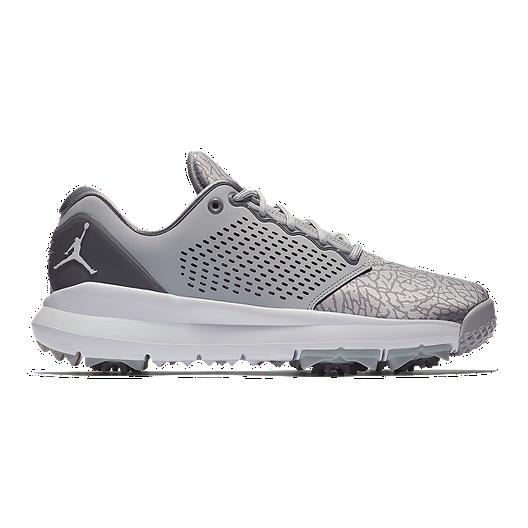 0431aa86303 Jordan Trainer ST Golf Shoe - Grey   Sport Chek