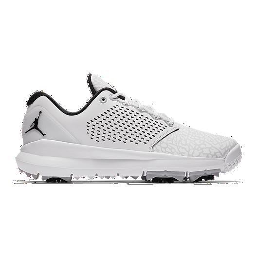 quality design 690d4 58bbe Jordan Trainer ST Golf Shoe - White   Sport Chek