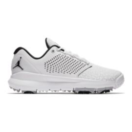 Jordan Trainer ST Golf Shoe - White