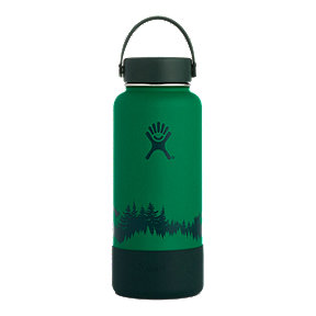 Hydro Flask 32 oz Wide Mouth Water Bottle - Mountains