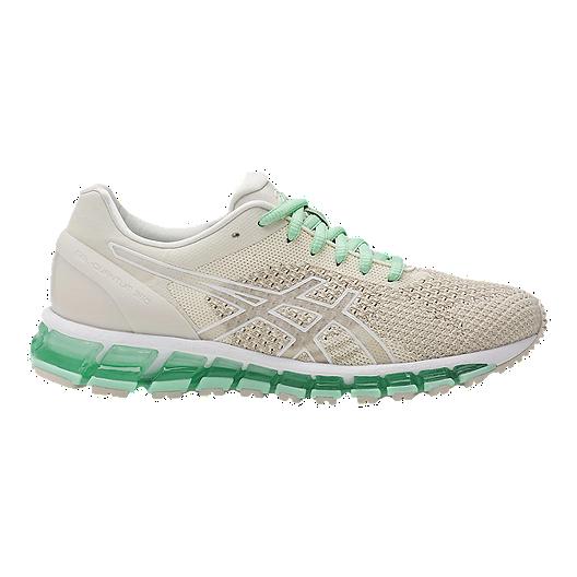 9a9207042da6 ASICS Women's GEL-Quantum 360 Knit Running Shoes - Birch/Cream/Ice Green |  Sport Chek