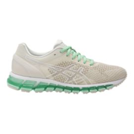 ASICS Women's GEL-Quantum 360 Knit Running Shoes - Birch/Cream/Ice Green