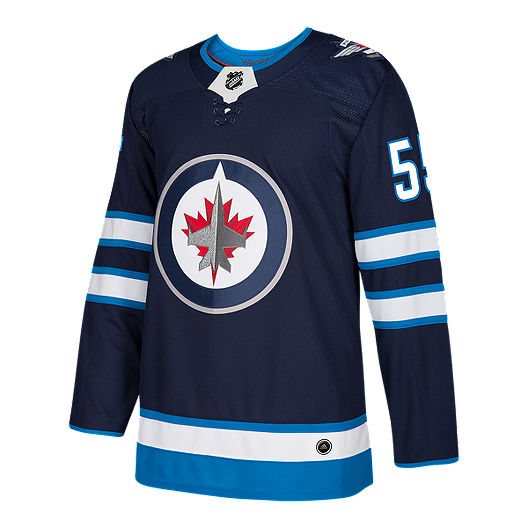 the latest 42f02 a2fc2 Winnipeg Jets Fanatics Mark Scheifele Authentic Home Jersey