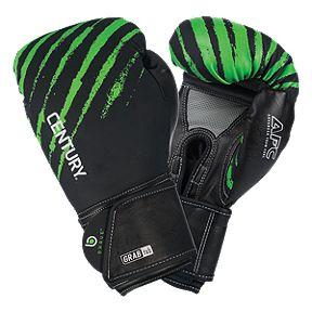 f38bf53e8 Everlast 12Oz Pro Style Training Gloves 2.0 Black · Century Brave Youth Boxing  Glove Green Stripe