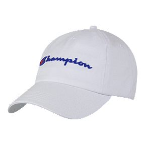 e25a73ae6cf Champion Men s Ameritage Dad Adjustable Hat - White