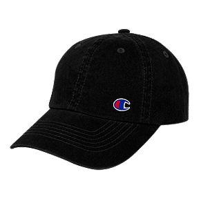 26a2dbed0d616 Champion Women s Flow Dad Adjustable Hat - Black
