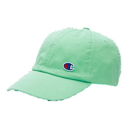 129424f0e305c Champion Women s Flow Dad Adjustable Hat - LIGHT PASTEL GREEN