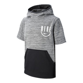 Nike Boys' Spotlight Short Sleeve Hood