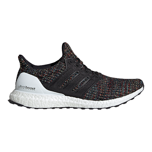 53dd194d9 adidas Men s Ultra Boost Running Shoes - Black White Red