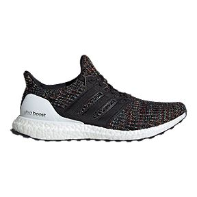 best website 3cc2e c5cda adidas Men s Ultra Boost Running Shoes - Black White Red
