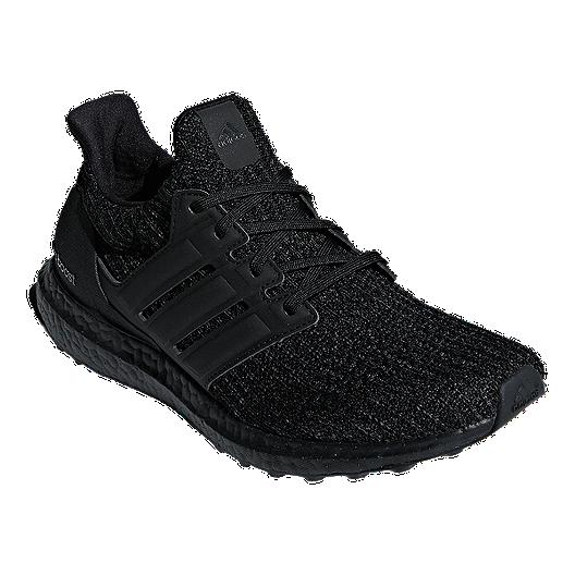 b07c6c48883 adidas Men s Ultra Boost Running Shoes - Black Red