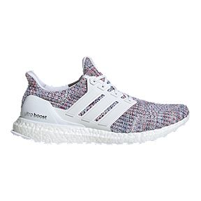 30a2036a978 adidas Men s Ultra Boost Running Shoes - White Blue