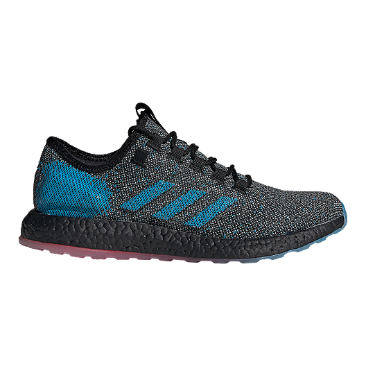 635a0d6fcd784 adidas Men s Pureboost LTD Running Shoes - Black Red