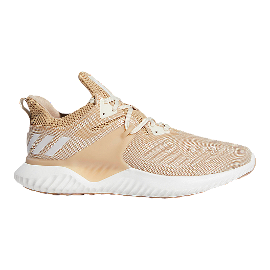 fa920c1ea adidas Men s Alphabounce Beyond 2 Running Shoes - White Brown ...