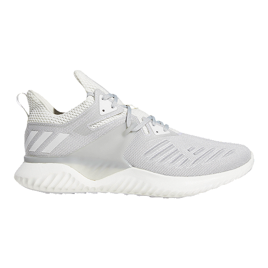 826b8121e6078 adidas Men s Alphabounce Beyond 2 Running Shoes - White Grey