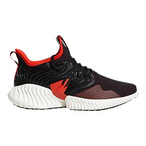 d24bb0db45c5 adidas Men s Alphabounce Instinct CC Running Shoes - Grey Black Red